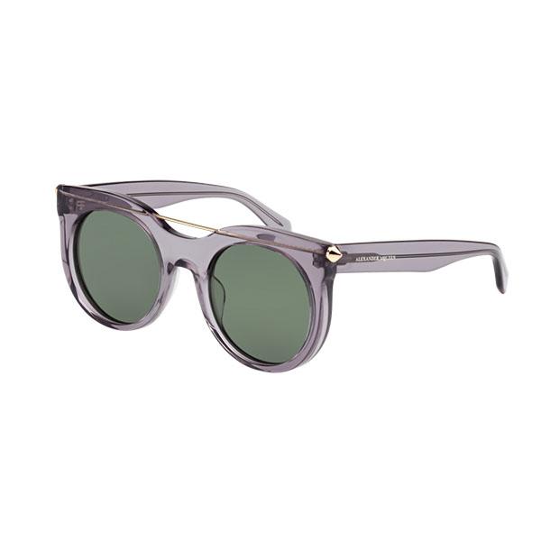 Женские солнцезащитные очки Alexander McQueen AM 0001