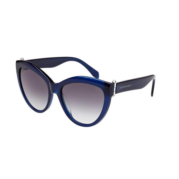 Женские солнцезащитные очки Alexander McQueen AM 0003