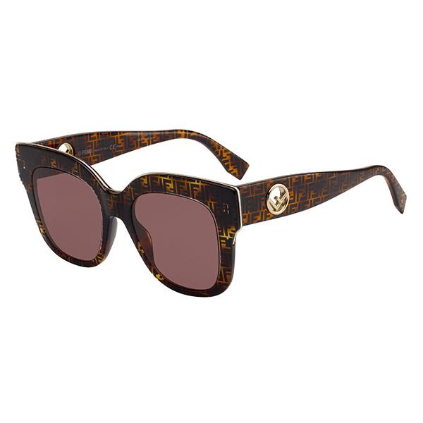 Женские солнцезащитные очки Fendi FF 0359/G/S