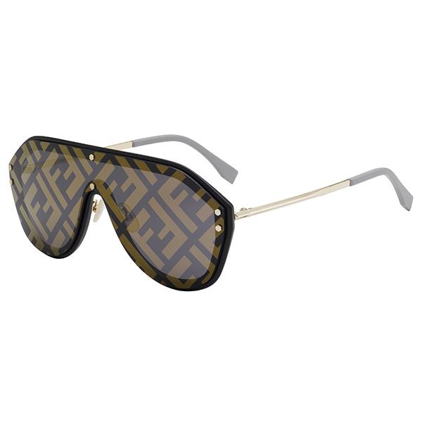 Женские солнцезащитные очки FendiFF M0039/G/S