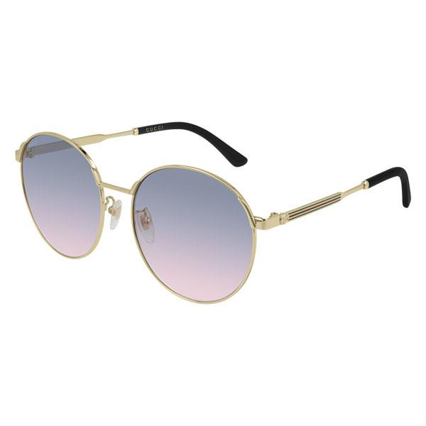 Женские солнцезащитные очки Gucci GG0206SK