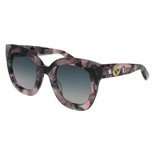 Женские солнцезащитные очки Gucci GG0208S