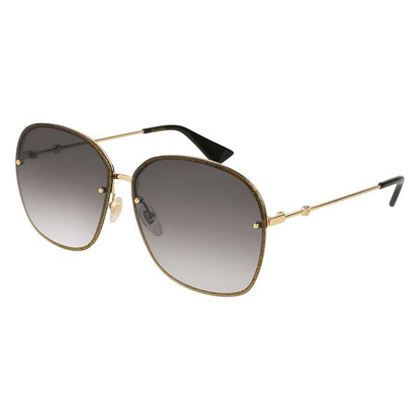 Женские солнцезащитные очки Gucci GG0228S