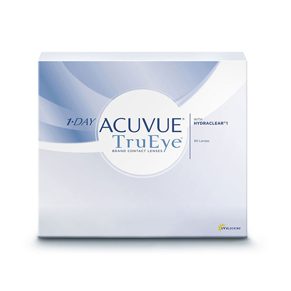 Контактные линзы Johnson&Johnson 1-DAY Acuvue TruEye 90 шт.
