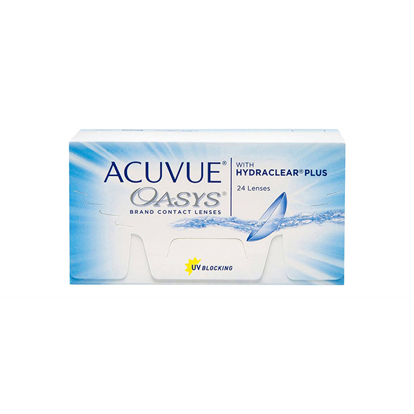 Контактные линзы Johnson&Johnson Acuvue Oasys 24 шт.