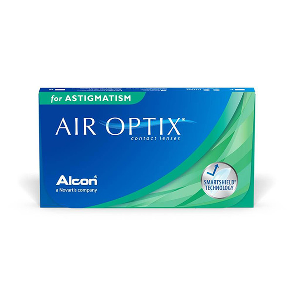 Контактные линзы ALCON Air Optix for ASTIGMATISM 3шт.