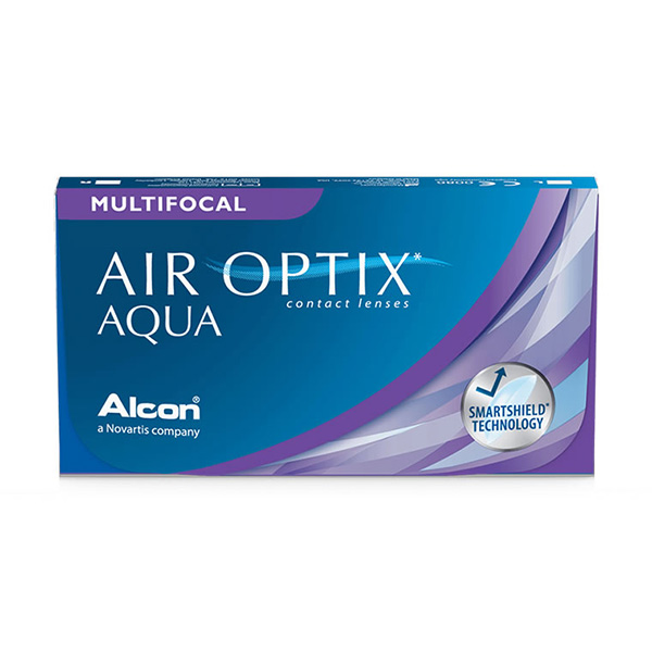 Контактные линзы ALCON Air Optix MultiFocal 3 шт.