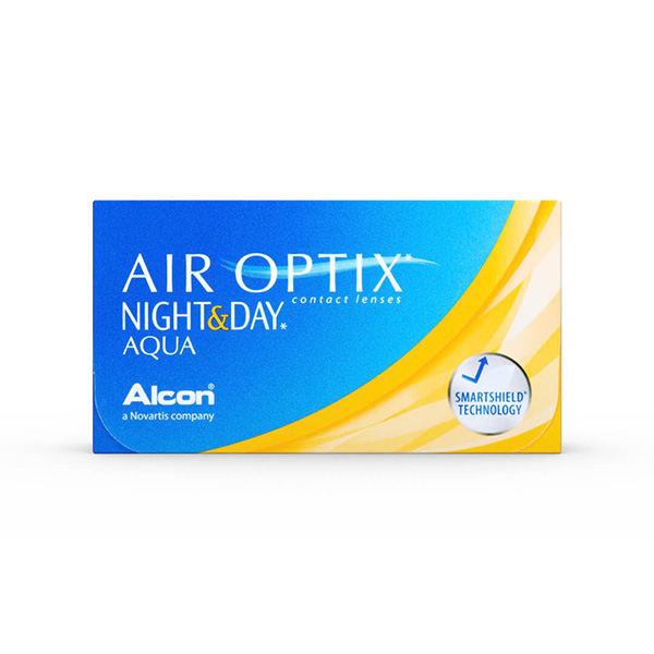 Контактные линзы ALCON Air optix Night&Day 3 шт.
