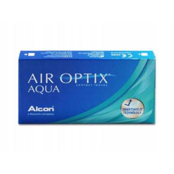 Контактные линзы ALCON Air Optix Aqua 6 шт.