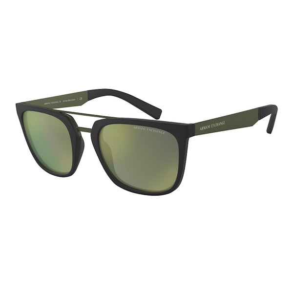 Мужские солнцезащитные очки Armani Exchange AX4090S