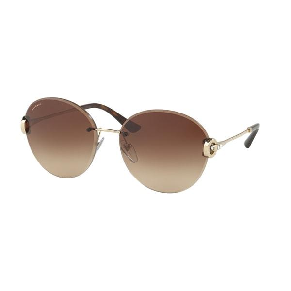 Женские солнцезащитные очки Bvlgari BV6091B