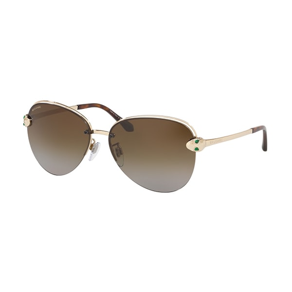 Женские солнцезащитные очки Bvlgari BV6121KB