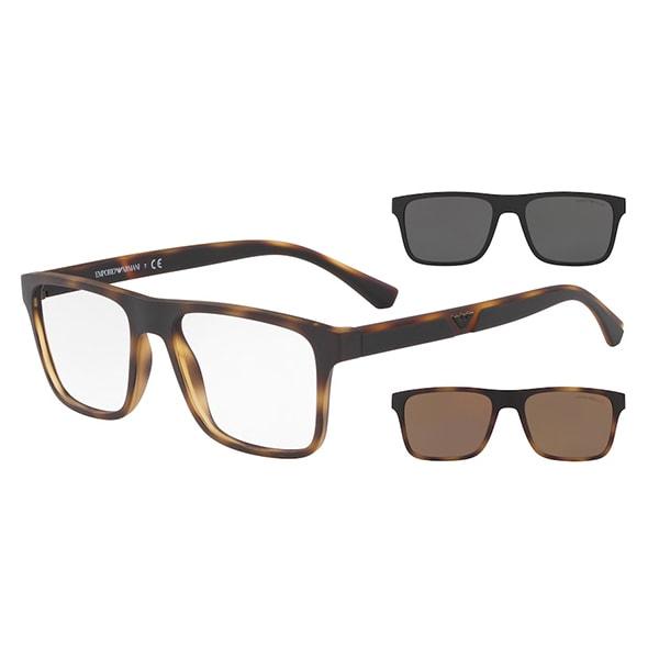 Мужские солнцезащитные очки Emporio Armani EA4115