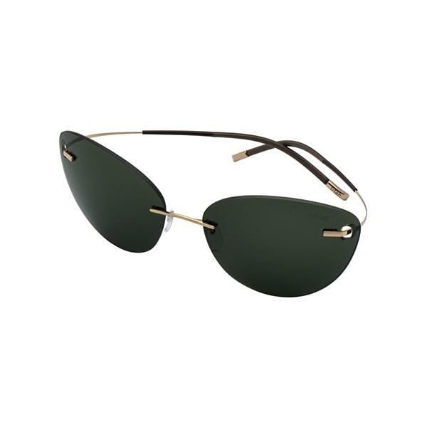 Женские солнцезащитные очки Silhouette 8154