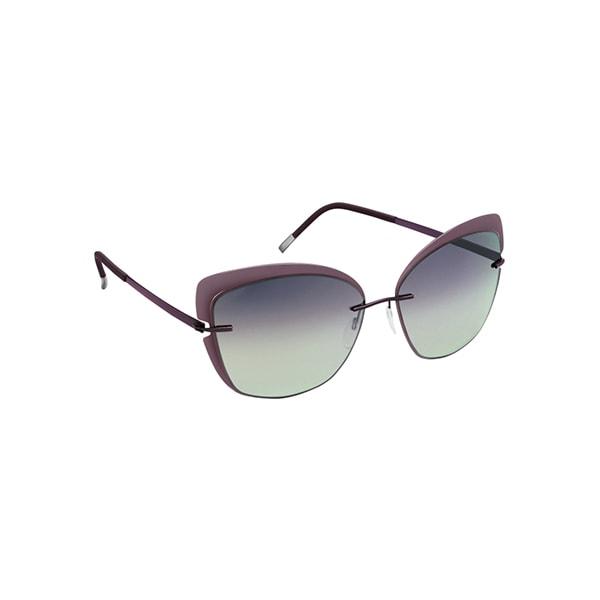 Женские солнцезащитные очки Silhouette 8166