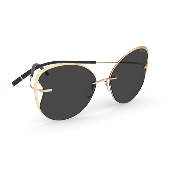 Женские солнцезащитные очки Silhouette 8173