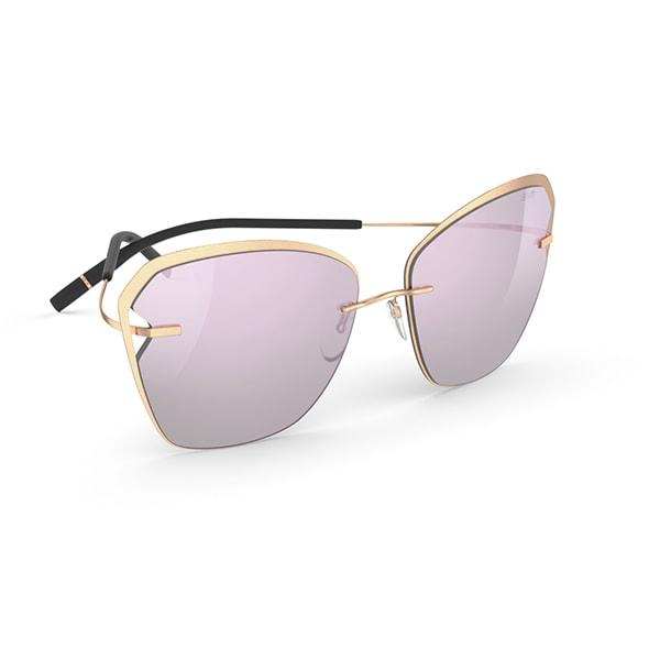 Женские солнцезащитные очки Silhouette 8174