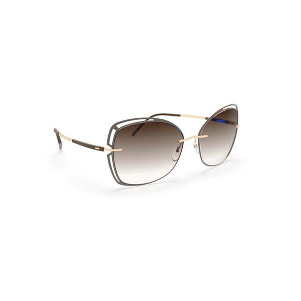 Женские солнцезащитные очки Silhouette 8177