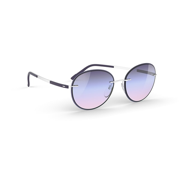 Женские солнцезащитные очки Silhouette 8720