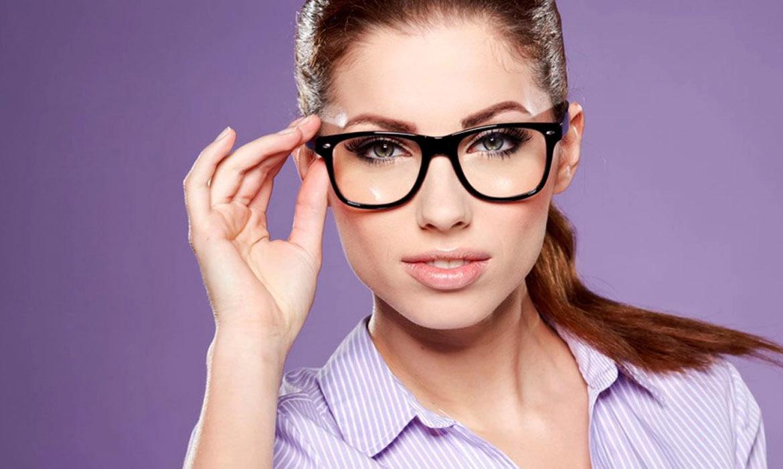 Как можно убрать царапины с очков?