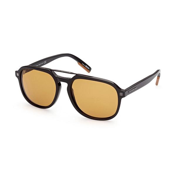 Мужские солнцезащитные очки Ermenegildo Zegna EZ0149