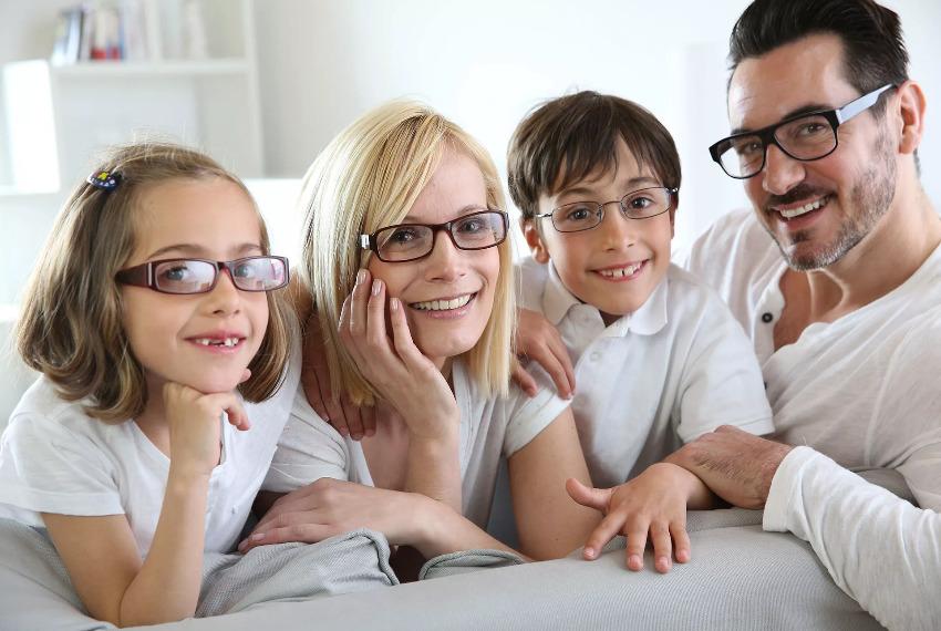 как устроены корригирующие очки