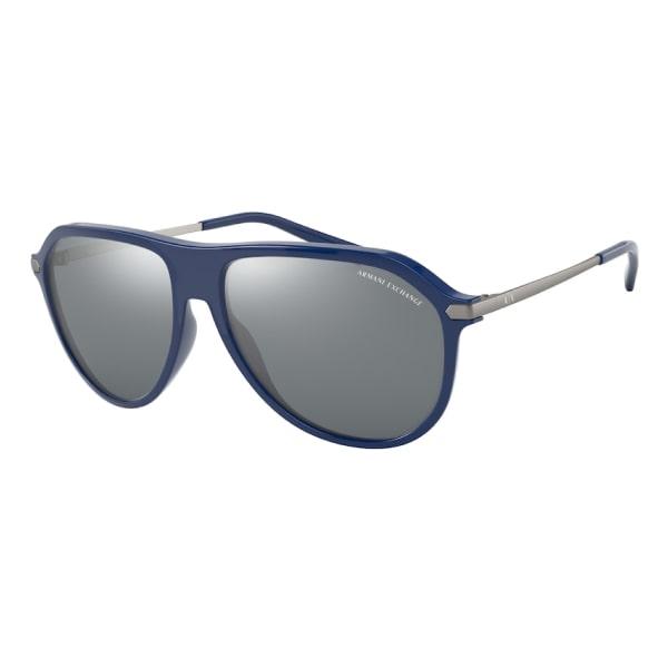 Мужские солнцезащитные очки Armani Exchange AX4106S