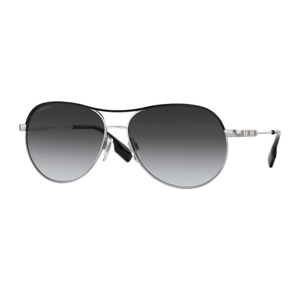 Женские солнцезащитные очки Burberry BE3122