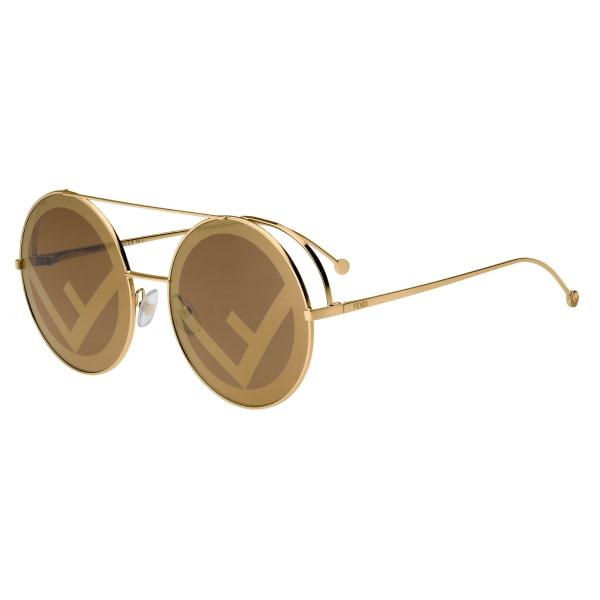 Женские солнцезащитные очки Fendi FF 0285/S