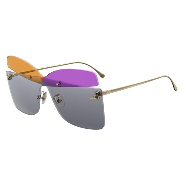 Женские солнцезащитные очки Fendi FF 0399/S