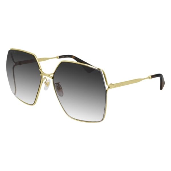 Женские солнцезащитные очки Gucci GG0817S