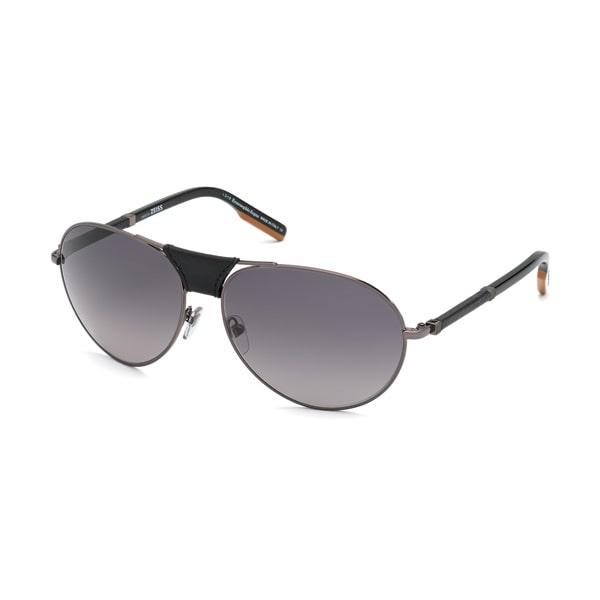 Мужские солнцезащитные очки Ermenegildo Zegna EZ 0177