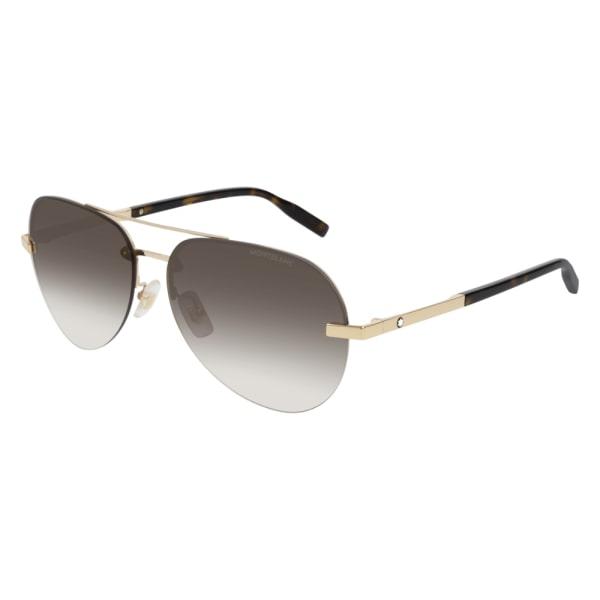 Солнцезащитные очки Montblanc MB 0018S